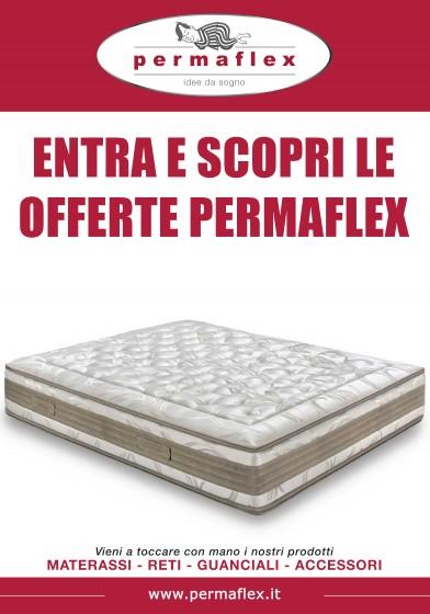 Materassi Permaflex Prezzi.Promozioni Materassi Permaflex A Milano Dormire E Sognare
